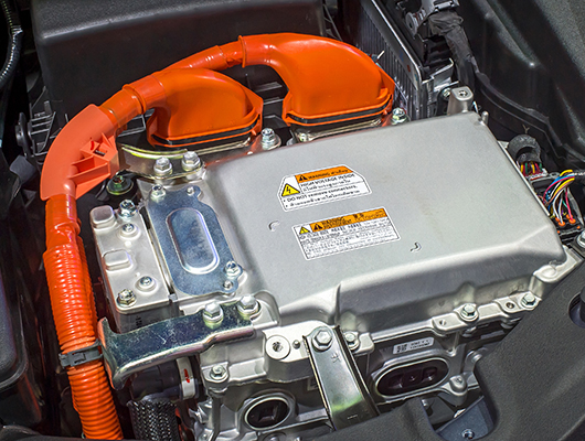 Hybrid and Electrical Engine